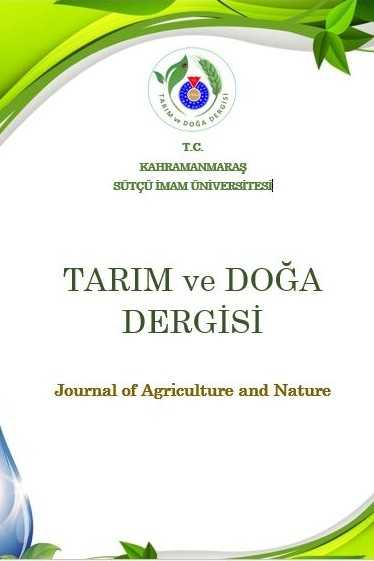 Journal Of Agriculture and Nature