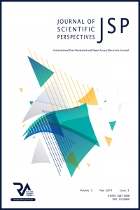 Journal of Scientific Perspectives
