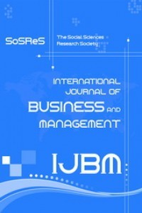 International Journal Of Business And Management Studies Journal International Journal Of Business And Management Studies Journal Dergipark