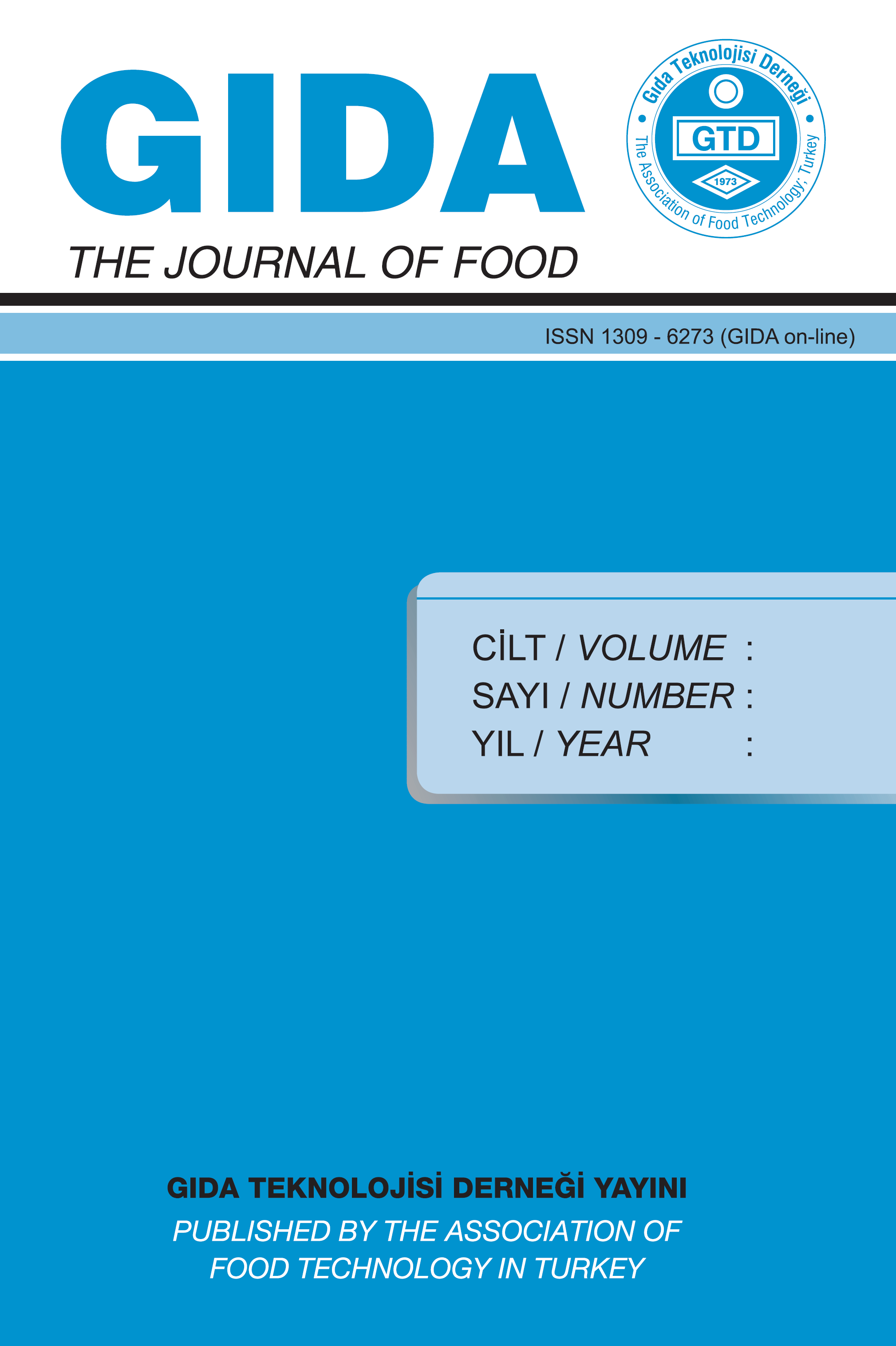The Journal of Food