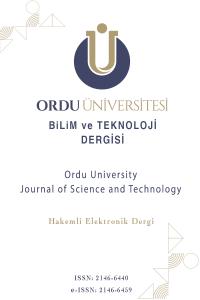 Ordu Üniversitesi Bilim ve Teknoloji Dergisi