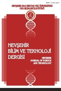 Nevsehir Journal of Science and Technology